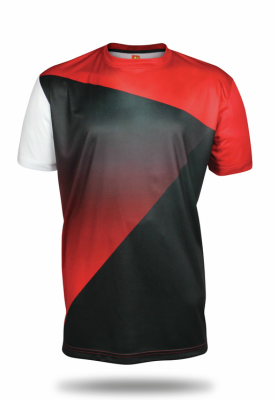 This is the first t-shirt of the collection created for Australian Open