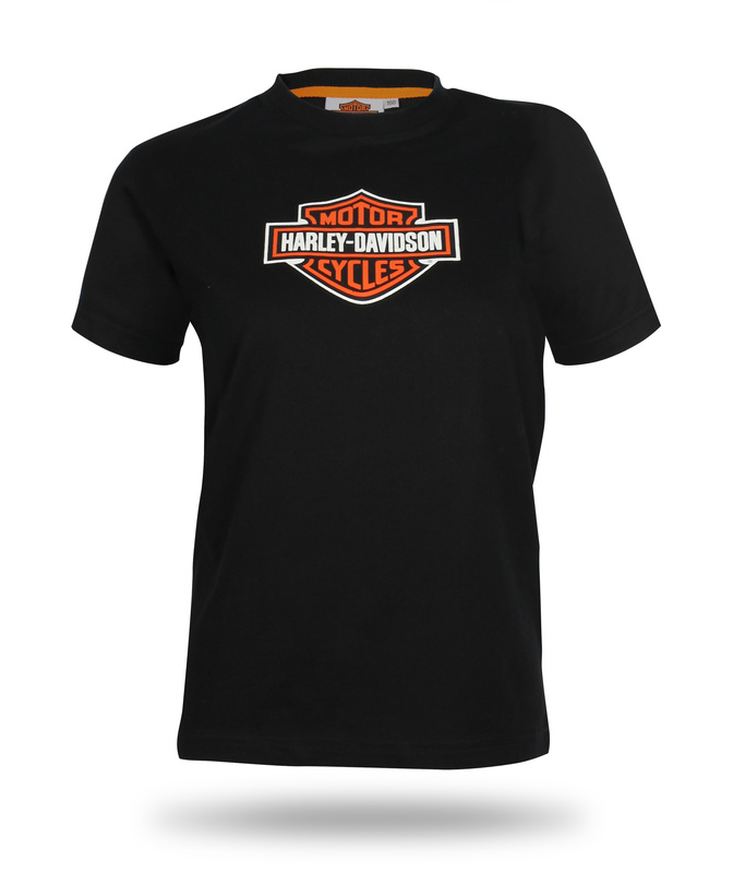 picture of a T-shirt for Harley Davidson